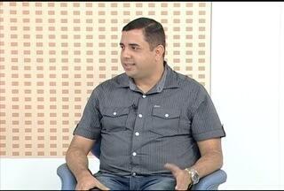 Professor dá dicas de matemática para quem vai fazer a prova do Enem - MG Inter TV exibe série entrevistas com dicas para quem vai tentar o Enem.