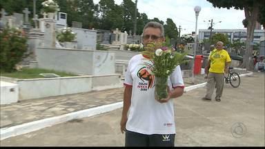 Dia de Finados nos cemitérios de João Pessoa - Veja os horários das missas.