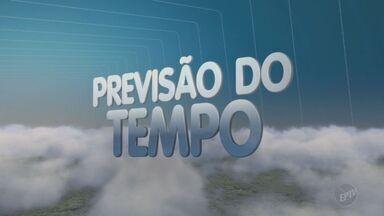 Região de Campinas pode ter temporal nesta quinta-feira, diz meteorologia - Temperatura máxima será de 27º C nesta quinta-feira (3), segundo o Centro de Pesquisas Meteorológicas (Cepagri) da Unicamp.
