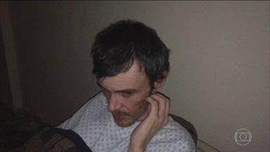 Entenda como é feito o diagnóstico da esquizofrenia - O homem, de 36 anos, estava supostamente há anos trancado na casa da própria família. Ele teria esquizofrenia segundo os médicos. A polícia diz que a doença não exclui a responsabilidade dos pais.