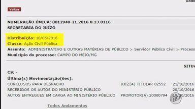 MP entra com ação contra o matadouro municipal de Campo do Meio (MG) - MP entra com ação contra o matadouro municipal de Campo do Meio (MG)