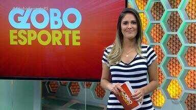 Globo Esporte RS - Bloco 2 - 11/11 - Globo Esporte RS - Bloco 2 - 11/11.