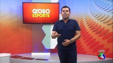 Globo Esporte MT, 11/11/2016, na íntegra - Globo Esporte MT, 11/11/2016, na íntegra