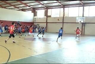Maratona de basquete contará com 24 horas de jogo - Maratona segue até este sábado, em Montes Claros.