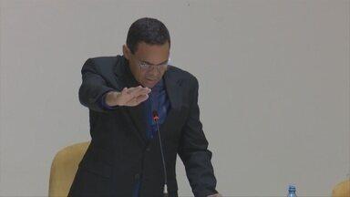 Após prisão do prefeito de Vilhena, vereador assume prefeitura interinamente - Célio Batista é o atual presidente da Casa de Leis.