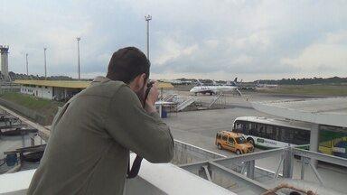 Fotógrafos poderão registrar aeronaves no fim de semana, em Manaus - Amantes da aviação terão espaço aperto pela Infraero neste sábado (12).