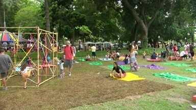 Festival reúne atividades especiais para as crianças, no Centro do Rio - Dezenas de espetáculos de música infantil fazem parte da programação deste sábado (12), domingo (13) e terça-feira (15), no Passeio Público.