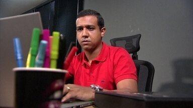 Jovem tem sucesso com negócio que começou aos 16 anos de idade - Rafael começou com uma mesa, duas cadeiras, um computador e R$ 1 mil. Este ano, empreendimento com cinco empresas irá faturar R$ 3 milhões.
