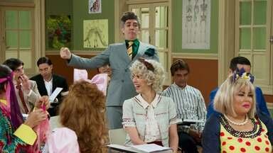 Episódio 5 - Divirta-se com a nova geração da Escolinha do Professor Raimundo.