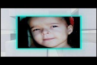 PM registra desaparecimento de criança em Carmo da Mata - Menina de cinco anos foi vista pela última vez na porta de casa no Centro da cidade.