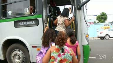 Polícia intensifica fiscalização contra transporte irregular de passageiros em Imperatriz - Foram mais de 600 apreensões, segundo a Secretaria Municipal de Trânsito. A maioria é de táxis com o serviço de lotação, que não é regulamentado no município.