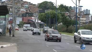Veja imagens do trânsito na LIP e nas avenidas Vasco da Gama, Luís Eduardo e ACM - Confira no Radar do JM.