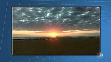 Previsão: 'superlua' poderá ser vista nesta segunda (14); veja também fotos do amanhecer - Saiba como fica o tempo no estado.