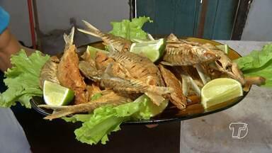 Comunidade Ponta de Pedras realiza 14ª edição do Festival do Charutinho - Proposta é atrair os visitantes e divulgar o potencial turístico que a comunidade oferece também pelo prato típico.