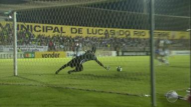 Bahia arranca empate nos acréscimos e segue vivo na disputa pelo acesso à série A - Confira as notícias do tricolor baiano.