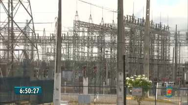Campina Grande sofre apagão de energia após explosão em sub-estação - Apagão começou no início da manhã.