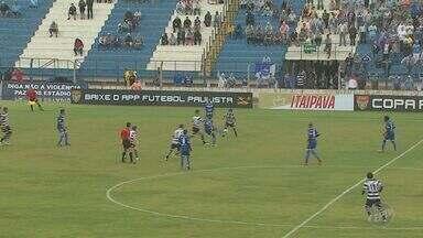 XV de Piracicaba vence o Rio Claro e se classifica para a final da Copa Paulista - Partida terminou em 2 a 1 para o time de Piracicaba.