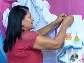 Febisa começa nesta segunda-feira em Santo Anastácio - Feira de bordado e artesanato será na Praça Nelito Santos.