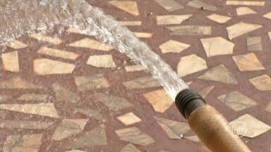 Bairros de Santarém estão há uma semana sem o abastecimento regular de água - Situação tem deixado a população insatisfeitos.