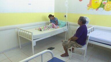 Parte do Hospital Regional de Guajará-Mirim começa a funcionar - Até o final de semana todos os setores devem voltar a funcionar.