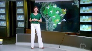 Alerta de inundação ou deslizamento em algumas áreas do país - Segundo o Centro Nacional de Monitoramento e Alertas de Desastres Naturais algumas das áreas de risco são: Vale do Paraíba, Rio de Janeiro, Espírito Santo, Zona da Mata Mineira e próximo à região metropolitana de Belo Horizonte.