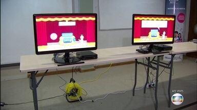 Sesi mostra como o videogame pode ser grande aliado dentro da sala de aula - A caravana dos jogos educativos do Sesi chegou à Região Metropolitana do Rio.