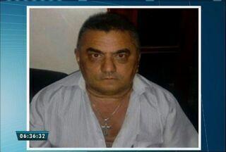 Foragido da Justiça do Paraná é preso em Boa Viagem - Com ele foram encontrados espingardas e munições.