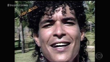 Documentário conta a história dos 30 anos do axé no Brasil - O diretor do filme, Chico Kertész, explica que a música de Luiz Caldas marca o início do ritmo baiano. Veja imagens históricas que incluem até o ídolo Michael Jackson encantado com o som do Olodum