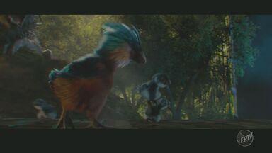 'Em Cena' mostra material inédito sobre o filme Animais Fantásticos e Onde Habitam - Confira agenda de shows e exposições para este final de semana.