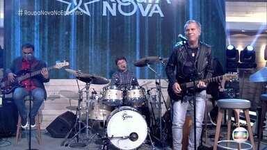 Roupa Nova canta 'É Tempo de Amar' - Grupo tem 36 anos de carreira e apresenta nova música