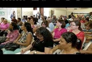 Realizada assembleia do Sindicato dos Servidores Públicos Municipais de Ipatinga - Eles discutiram a complementação salarial dos servidores aposentados.