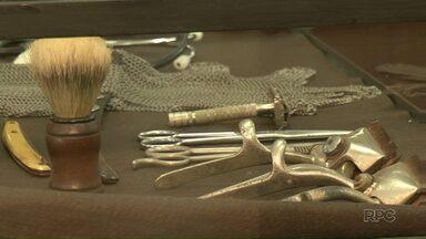 Museu de Paranavaí recebe doações de colecionadores que mantém viva a história da cidade - Acervo do museu já tem mais de 600 peças