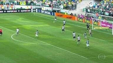 GE 10 traz os lances marcantes da rodada do Brasileirão - Gol de Marinho, defesa de Danilo Fernandes, golaço de Wendel, drible de Iago e gol de Dudu são alguns dos destaques.