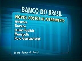 Reorganização do Banco Brasil afeta 14 cidades do Oeste Paulista - Agências serão fechadas no país com o intuito de gerar economia.