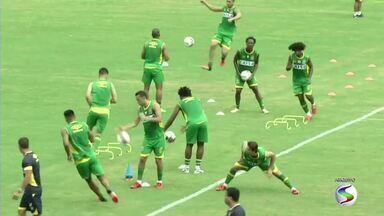 Vasco se prepara em Pinheiral para rodada decisiva na Série B - Para voltar a figurar na elite do futebol nacional, Cruz-maltino precisa de vitória no sábado diante do Ceará.