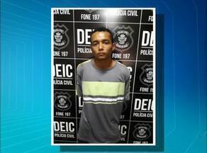 Polícia prende em Goiânia último suspeito de participar do assassinato de jornalista no TO - Polícia prende em Goiânia último suspeito de participar do assassinato de jornalista no TO