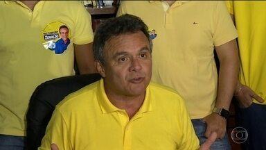 Justiça Eleitoral cassa candidatura do prefeito reeleito de Belém - Juiz condenou Zenaldo Coutinho e o candidato a vice. Zenaldo não pode se candidatar nas eleições dos próximos oito anos.