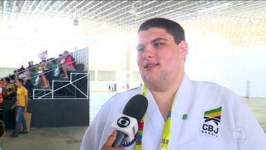 Jogos Escolares da Juventude revelam novos valores para o esporte brasileiro - Judoca Leonardo Sant´ana e jogadora de basquete Paiter Surui se destacaram nessa edição dos Jogos