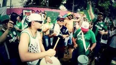 Eneacampeão! Veja imagens da festa dos torcedores nas ruas de São Paulo - Eneacampeão! Veja imagens da festa dos torcedores nas ruas de São Paulo