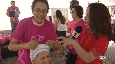 Ações sobre a saúde da mulher disponibilizam serviços em Curitiba - Cerca de 3 mil casos da doença são registrados por ano no Paraná.