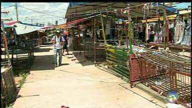 Veja como está a questão da segurança na feira de Caruaru - Segurança é o que mais preocupa os feirantes.