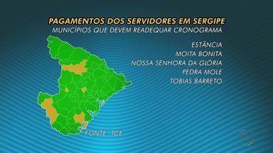 TCE decide bloquear contas do município de Aracaju - TCE decide bloquear contas do município de Aracaju.