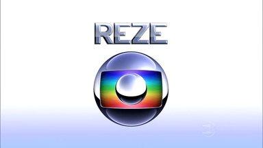 Reze Globo - Confira a Programação!