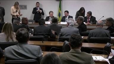 Lava Jato investiga ex-presidente da Câmara e ministro do TCU - Eles foram citados em delação de Delcídio em maio. Empreiteiras teriam sido beneficiadas na CPI da Petrobras.