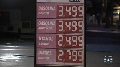 Petrobras anuncia aumento nos preços da gasolina e do diesel - Valores começam a valer a partir desta terça-feira (6).