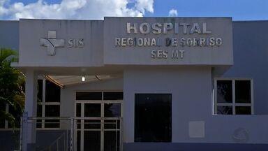 Hospitais regionais de Sinop e Sorriso mudam forma de atendimento - Hospitais regionais de Sinop e Sorriso mudam forma de atendimento.