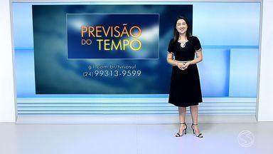 Confira a previsão do tempo para esta terça-feira no Sul do Rio - Fique por dentro de como ficam as temperaturas em cidades da região.