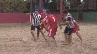 Jogos de confraternização acontecem no Clube Internacional de Regatas - Partidas aconteceram na quinta-feira (8).