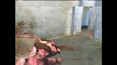 Operação do MP investiga fraude na venda de carne - A Receita Estadual também participa da operação.