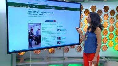 Globo Esporte RS - Bloco 2 - 09/12 - Assista ao vídeo.